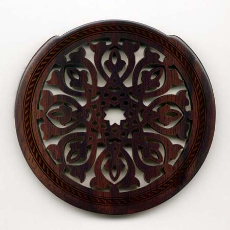 01 rosewood with classic rosette